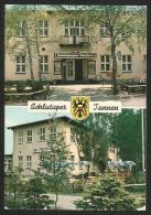 LÜBECK-SCHLUTUP Hotel Restaurant Café SCHLUTUPER TANNEN 1977 - Lübeck
