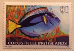 Cocos Islands - MH* - 1979/1989  # 46 - Cocos (Keeling) Islands