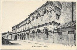 ANGOULEME: L'HOPITAL - Angouleme