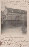 VILLIERS-SUR-MARNE - Val  de  Marne - Maison  du  XVII �  si�cle  rues  de  Paris  et  de  la  Station .