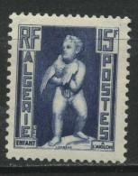 ALGERIE    N° Y&T  290 * - Algeria (1924-1962)