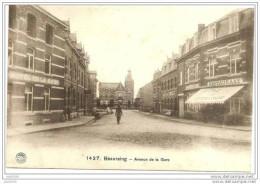 BEAURAING ..--  Avenue De La Gare . - Beauraing