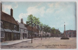 HIGHAM FERRERS - Market Place - Northamptonshire