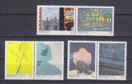 Europa Cept 1993 Portugal, Azores, Madeira 3x2v From M/s ** Mnh (21869) - 1993
