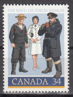 Canada   Scott No. 1075     Mnh    Year  1985 - 1952-.... Reign Of Elizabeth II
