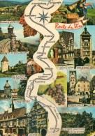 - ALSACE. - ROUTE DES VINS - Scan Verso - - Alsace