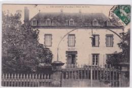 Les Essarts L'hôtel De Ville - Les Essarts