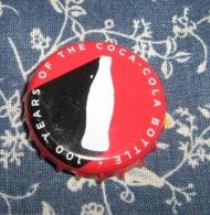 Coca-cola - Bottle Cap / Magnet - 100 Years Of The Coca-cola Bottle, Croatia, 2015. - Caps