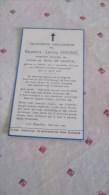 GILBERTA COUSSE DE GRANDE JABBEKE ZEDELGEM DE VAERE L.T. 253 D2692 - Religion & Esotericism