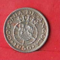 ANGOLA  50  CENTAVOS  1950   KM# 72  -    (Nº09742) - Angola