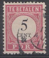 Indes Néerlandaises Mi.nr.:Porto 24  1913  Oblitérés /Used / Gestempeld - Niederländisch-Indien