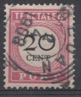 Indes Néerlandaises Mi.nr.:Porto 9  1882  Oblitérés /Used / Gestempeld - Niederländisch-Indien