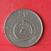 CAPE VERDE  50  ESCUDOS  1994   KM# 44  -    (Nº10530) - Cap Vert
