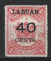 Labuan SG 79, Mi 60 * - North Borneo (...-1963)