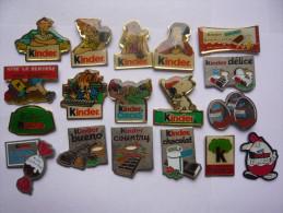 18 Pin S Alimentation Kinder  Different - Alimentation
