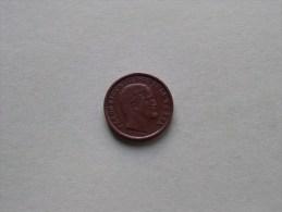 1842 V.S. - 1 Rigsbankskilling R.B.S / KM 726.2 ( Uncleaned - For Grade, Please See Photo ) ! - Danemark