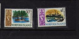 "Ile Norfolk (1967)  - ""Voilier. Bateau"" Neufs** - Isola Norfolk"