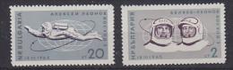 Bulgaria 1965 Space 2v ** Mnh (21873) - Space