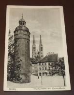 Görlitz  Nicolaiturm Mit Peterskirche   #AK 5549 - Görlitz