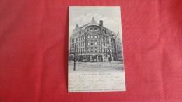 Massachusetts> Springfield   YMCA ------      ----1836