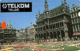 BELGIUM 10 U COCA COLA LOGO RIBBON L & G CODE: 305L MINT EARLY CARD !! READ DESCRIPTION !!