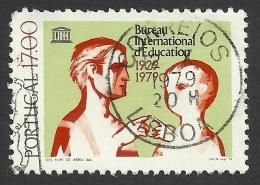 Portugal, 17 E. 1979, Sc # 1434, Mi # 1452, Used - 1910-... Republic