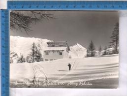 AB73687 BARDONECCHIA JAFFERAU ALBERGO BELVEDERE ALBERGHI HOTEL CAMPI SCI - Other