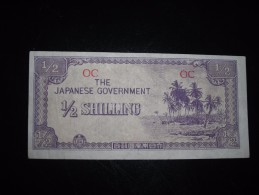 The Japanese Government,1/2 Shilling,1 Shilling - Andere - Azië