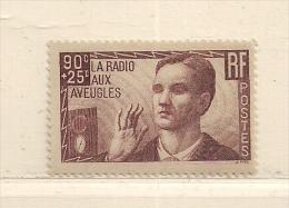 FRANCE  ( F31 - 83 )  1938   N° YVERT ET TELLIER  N°  418   N* - France