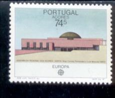 383 CEPT Moderne Architektur  MNH ** Postfrisch - Azoren