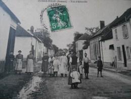 CONDE FOLIE  RUE D'ABBEVILLE - Autres Communes