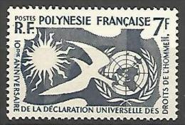 POLYNESIE   N�  12 NEUF ** LUXE  SANS CHARNIERE / MNH