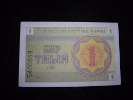 Kazakhstan Unc,1,2,10,1,3,5,10,20,50,100 - Kazachstan