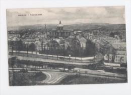 Namur - Panorama - Circulé 1919 à La Hulpe - Namen