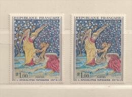 FRANCE  ( D16 - 8431 )  1965   N° YVERT ET TELLIER  N°  1458     N** - Abarten: 1960-69 Briefe & Dokumente