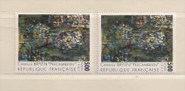 FRANCE  ( D16 - 8441 )  1987   N° YVERT ET TELLIER  N°  2493    N** - Abarten Und Kuriositäten