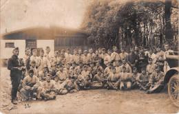¤¤   -  ALLEMAGNE   -  SARRELOUIS En 1924  -  Carte-Photo Militaire  -  Corvée De Patates  -  ¤¤ - Kreis Saarlouis