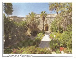 ABU GOSH - Israël - Eglise Française De La Résurrection  - Abbaye Sainte Marie - Israel