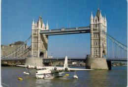 Thème - Transport - Avion - Short Sunderland A Mk V - Tower Bridge - 1946-....: Era Moderna