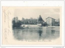 10 BRIENNE LE CHATEAU MOULINS DE BRIENNE LA VIEILLE  CPA 1902 BON ETAT - France