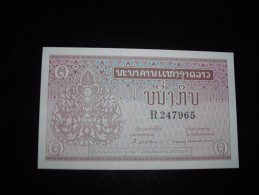 Lao UNC,1,5,10,20,50,100,500,1000,2000 - Laos