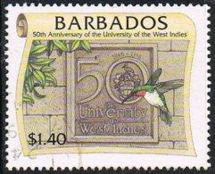 Barbados SG1127 1998 University Of West Indies $1.40 Good/fine Used - Barbados (1966-...)