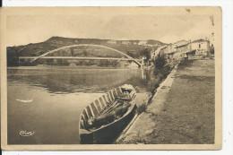 Castelmoron   Pont Et Rocher - Castelmoron