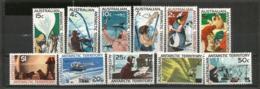 Série Definitive Complète émise En 1966. Yv. 8/19.   11 T-p Neufs *  (trace Charnière)  Côte  120,00 € - Unused Stamps