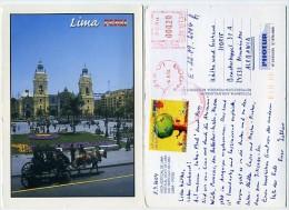 Peru - Lima - used 2004 - nice stamp