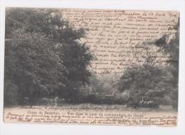 Beverloo Kamp - Camp De Beverlo - Vue Dans Le Parc Du Commandant De Genie - Circulé 1904 - Ed. Mahieu - Smets - Leopoldsburg (Kamp Van Beverloo)