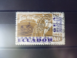 TIMBRE OU SERIE   D EQUATEUR YVERT N° 713 - Ecuador