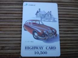 Highway Card Japan - Tramways