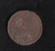 STRAIT SETTLEMENTS  - I/4 CENT 1884 - Coins