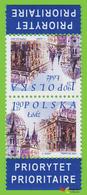 Voyo POLAND Lodz  2004 Mi#4108   ** MINT TETE-BECHE PAIR - 1944-.... République